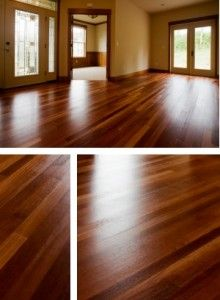 Dark wood laminate flooring. DIY Home Improvement Projects http://homerepairexpert.com/increase-property-value-with-cheap-home-improvement-ideas http://www.homerepairexpert.com