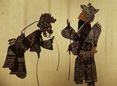 D'ombre et de cuir, marionnettes asiatiques (musée Georges Labit)