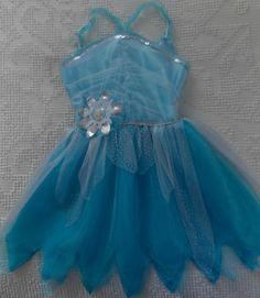 Disney's Princess Dress Up Costume Frozen Elsa | eBay