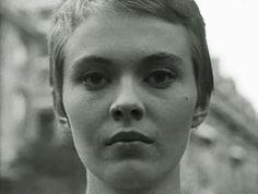 À bout de souffle (Breathless), 1960. Directed by Jean-Luc Godard. - fin