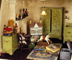 Dollshouse Embroidery - Sara W's House
