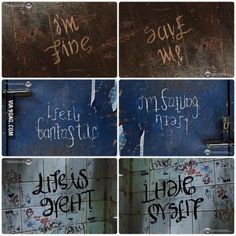 Upside-down quotes