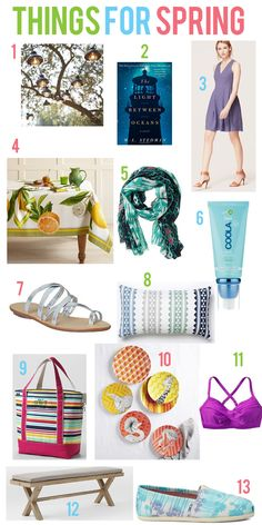 Things-For-Spring