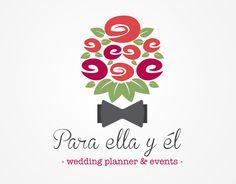 Logo libre para empresa de organización de eventos.