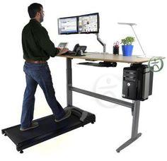 Uplift Treadmill Desk