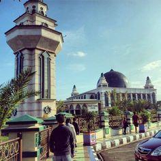 Masjid Agung Ciamis (Ciamis Great Mosque)
