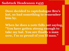 sadstuck headcanons - Google Search