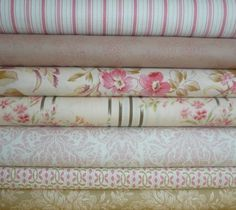 Shabby Chic Half Yard Bundle, $35.00