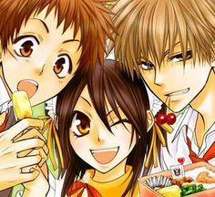 Shintani, Misaki and Usui ♡