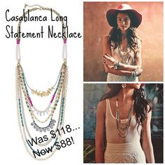 Be sure and take advantage of this amazing sale while it lasts! 25% select styles for Labor Day! Sale ends Monday, but pieces are going FAST! Get yours now before they're all sold out at www.chloeandisabel.com/boutique/mackenziewooten perfect for early Christmas shopping! #chloeandisabel #candi #jewelry #labordaysale #boutique #christmas #shopping #summer #early #beautiful #yay! #exciting #hashtagoverflow