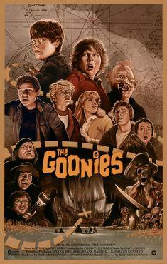 The Goonies - PosterSpy