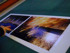Digital prints for The Frontline Initiative by Creative Digital Prints, Polaroid Film, Creative, Blog, Fingerprints, Blogging
