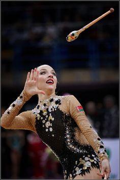Melitina Staniouta (Belarus), Grand Prix (Moscow) 2014
