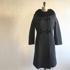 1960s coat by John Wanamaker