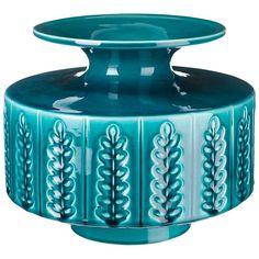 Poole Pottery Vase. Repinned by Secret Design Studio, Melbourne. www.secretdesignstudio.com