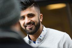 Mohsan Raja: - Aldri for sent å snu livet i en bedre retning