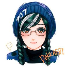 Rainbow Six Siege Dokkaebi, Rainbow 6 Seige, Tom Clancy's Rainbow Six, Body Sketches, Art Drawings Sketches, R6 Wallpaper, Kawaii Anime Girl, Anime Girls, Woman Illustration
