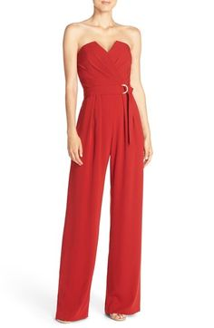 Jill Jill Stuart Strapless Jumpsuit available at #Nordstrom