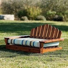 Get your pet their own lawn chair so they can stay cool by the pool with you!