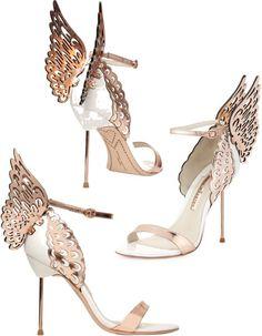 Sophia Webster Evangeline Angel Wing Sandal