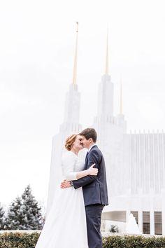 Sam + Ellen    Washington DC Temple Wedding   Virginia Wedding Photographer   KNH Photo