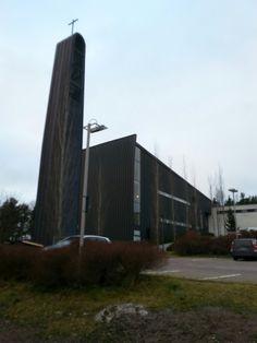 November 25  ,  2016 . The Church in Klaukkala  . NURMIJÄRVI  . FINLAND  .