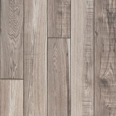 Featuring a subtle, hand-scraped texture, along with knots and sawmarks, Sawmill Hickory has lots of the realistic character found in wood. The natural beauty of an authentic rustic hickory is wonderfully replicated with the handsome floor. Mannington Laminate Flooring, Laminate Wall, Grey Laminate, Wood Tile Texture, Recycled Furniture, Modern Furniture, Furniture Design, Car Part Furniture, Stair Nosing