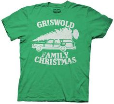 Griswold Family Christmas T-Shirt Vacation