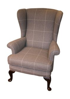 wing chair makeover painting upholstery for the home pinterest