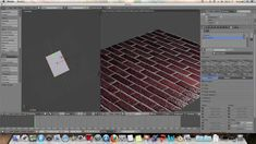 Creating And Applying a Bump Map On Blender 2.6