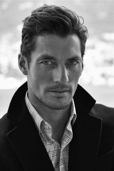 david gandy  | David Gandy for M&S F/W 2012