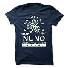 [New tshirt name ideas] NUNO  KISS ME I\M Team  Shirts 2016  NUNO  Tshirt Guys Lady Hodie  SHARE and Get Discount Today Order now before we SELL OUT  Camping gripp kiss me im
