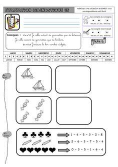 Evaluation Diagnostique GS