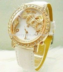 18K Gold Hello Kitty Watch