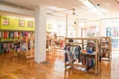 Kid-centric consignment is the new retail and we've gathered up some of our fave resources from coast to coast.