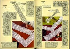 Inspirações de Croche com Any Lucy: Barrado-Vestido Free People