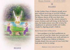 Today's Atlantis Card – Diana Cooper Atlantis, Angels In Heaven, Heavenly Angels, Diana Cooper, Daily Tarot, Star Children, Angel Cards, Bible Knowledge, Spiritual Guidance
