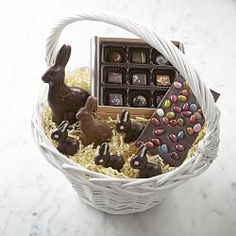 Easter Baskets Ideas   Williams Sonoma