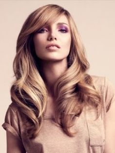 Halo Hair Crown Extensions: LONG HAIR INSPIRATION! Flawless makeup. Buy here: http://www.halohaircrown.com