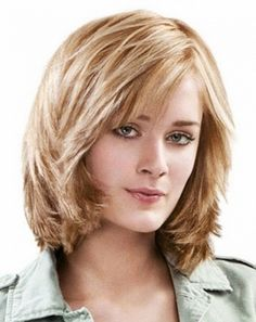 Medium hairstyles - find everything you need about medium hair , from latest pictures to the newest cuts. Description from darkbrownhairs.net. I searched for this on bing.com/images