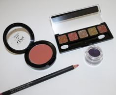 June 2013 ipsy Glam Bag!  Fabulous items from #Cailyn #NYX and more!  Click through for #swatches & #review