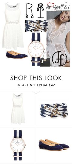"""Franco Florenzi"" by gold-phoenix ❤ liked on Polyvore featuring Pilot, Chloé and francoflorenzi"