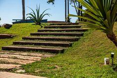 Escada do jardim