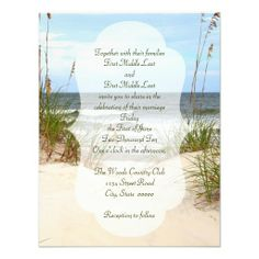 $$$ This is great for          Beach Wedding Invitations           Beach Wedding Invitations In our offer link above you will seeDeals          Beach Wedding Invitations Review on the This website by click the button below...Cleck Hot Deals >>> http://www.zazzle.com/beach_wedding_invitations-161654021651849627?rf=238627982471231924&zbar=1&tc=terrest