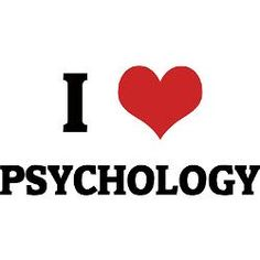 I Love #Psychology