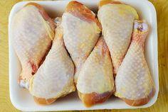 Buttermilk Roasted Chicken with Garlic