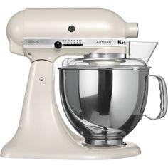 Kitchenaid 4,8 L - Artisan - Küchenmaschine 5KSM150PS Farbe: Baiser