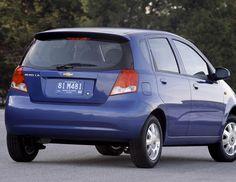 Chevrolet Aveo Hatchback 5d specs - http://autotras.com
