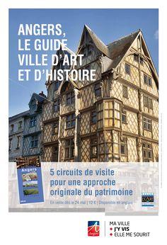 #Angers, une approche originale de notre patrimoine !