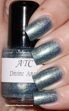 Above the Curve Divine Angel full size one mani $5